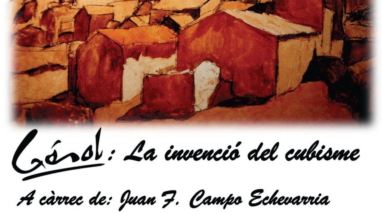 """""""Gósol: la invenció del cubisme""""."""