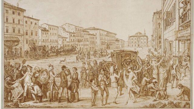 Conferència: El origen del viaje moderno. Cultura, arte e ilustración.