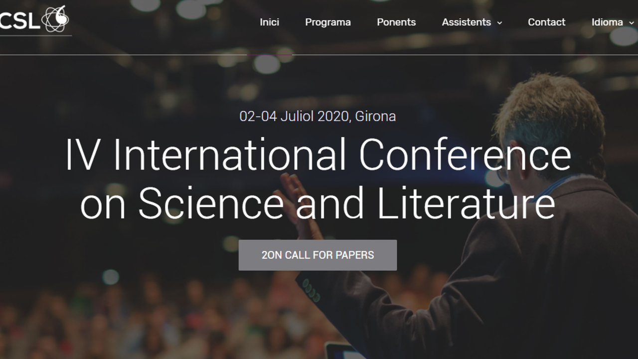 4th International Conference on Science and Literature