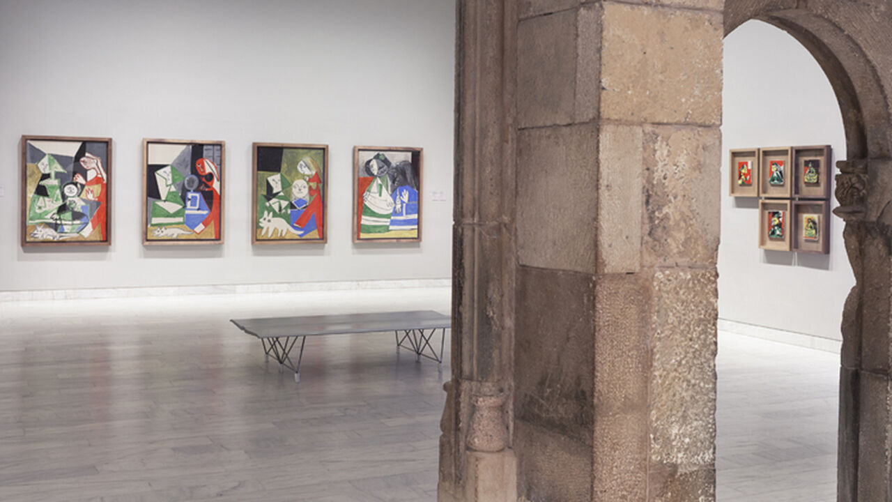 Visita al Museu Picasso Barcelona