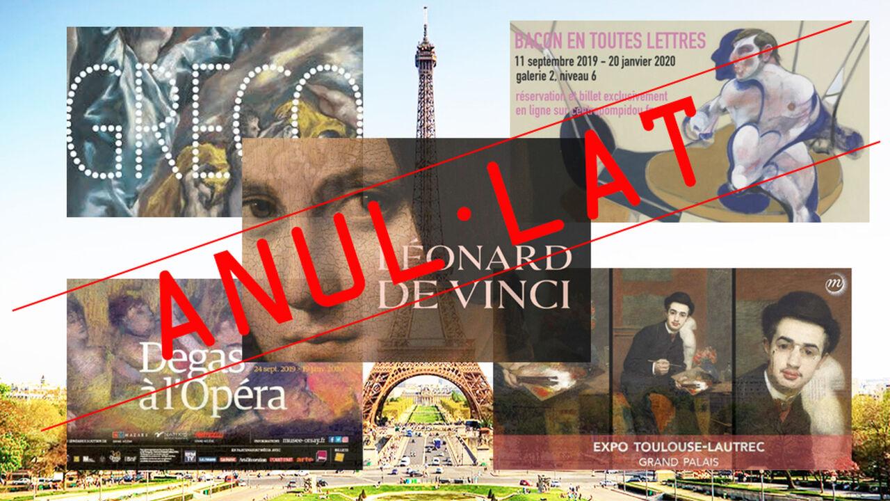 Viatge Cultural París