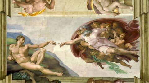 La Creació. Miguel Ángel